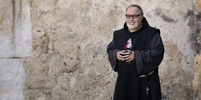 Padre Martín Scott Interview on the John 3:30 Podcast